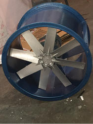 Zameer 1.5kW. Axial Flow Fan