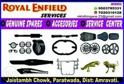 Royal Enfield Bullet Parts