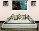 Jaipuri Designer Ethnic Silk Diwan Set 315