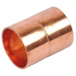 Copper Equal Coupling