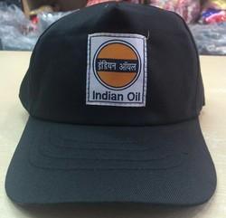 黑色印度油制服帽,大小:自由