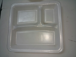 Plain Disposable Dish
