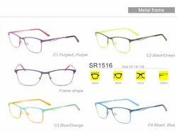 SR1516 Metal Designer Eyewear