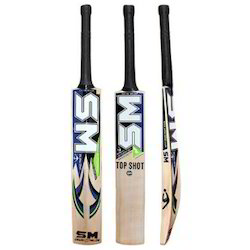 Sm Top Shot English Willow Cricket Bat
