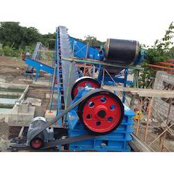 MS Automatic Jaw Crusher