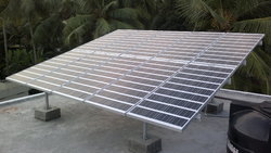 Solar ON-Off Grid System
