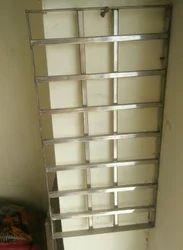 Stainless Steel Window Grill 304 grade