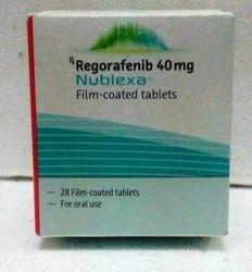 Regorafenib 40mg Tablet