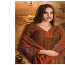 Tac Fab Khwaish Pashmina Collection Suit