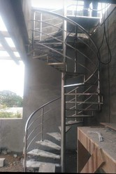 Ss Sprial Staircase