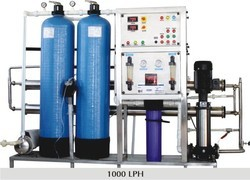 1000 LTR Industrial RO Plant