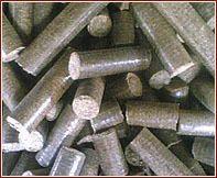 Manufacturer of Groundnut Shells & Bio Coal Pellets by Ramit