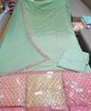 Crepe Dress Material