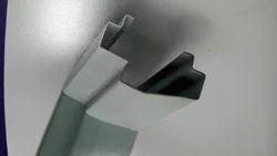 Press Steel Frame With Moulding For Sliding Window