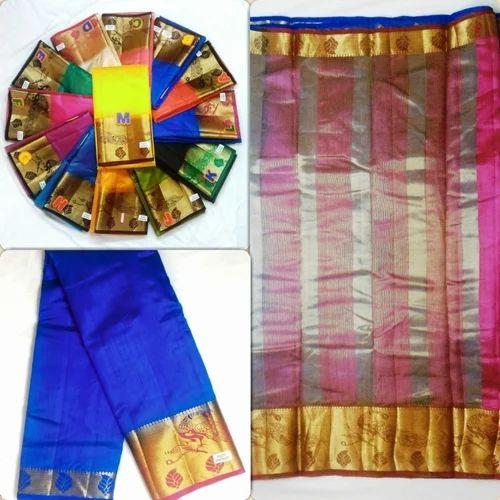 344e9c760f3ea3 Rajdeep Tussar Silk Sarees at Rs 650  piece