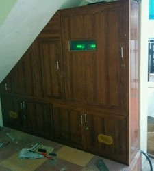 Wooden Electricity Meter Cabinet