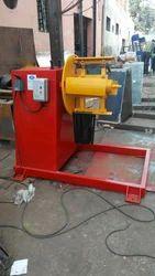 De-Coiler Machine 500 Kg