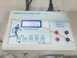 Computerized LCD IFT Russian Current Combination Therapy Unit