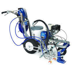 Cold Road Line Striping Machine