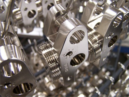 Electroless Nickel Plating Service - Electroless Nickel Plating On