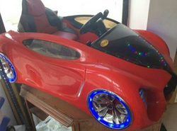 Kids Indoor Electronic Toys Car
