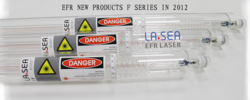 F Series Co2 EFR Laser Tube