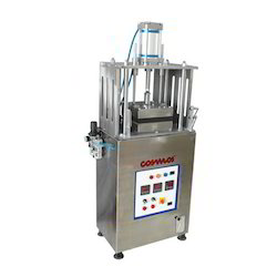 Commercial Semi-Cooking Chapati Pressing Machine