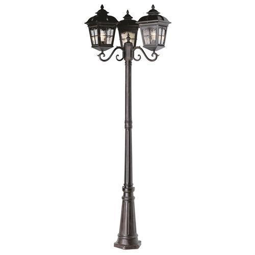 Garden light pole light pole outdoor lighting poles garden light pole aloadofball Image collections