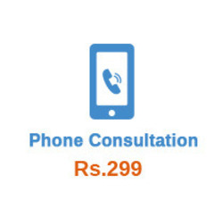 Phone Consultation with Doctor