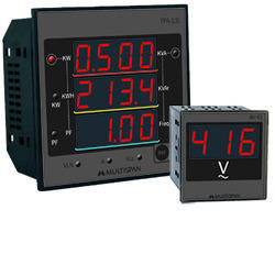 Multispan Digital Multifunction Meter