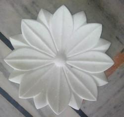 Marble Lotus Tray