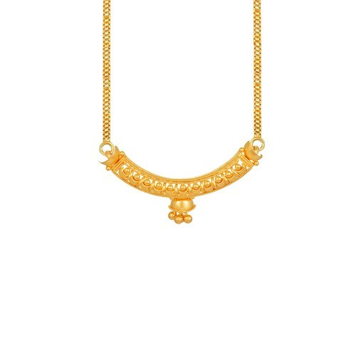 Tanishq yellow gold pendant titan company limited manufacturer tanishq yellow gold pendant mozeypictures Image collections