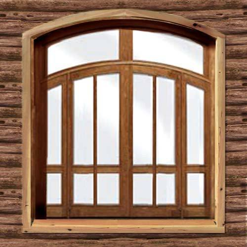 Wooden Window Frame & Window Frame - Design Wooden Window Frame Manufacturer from Gandhidham