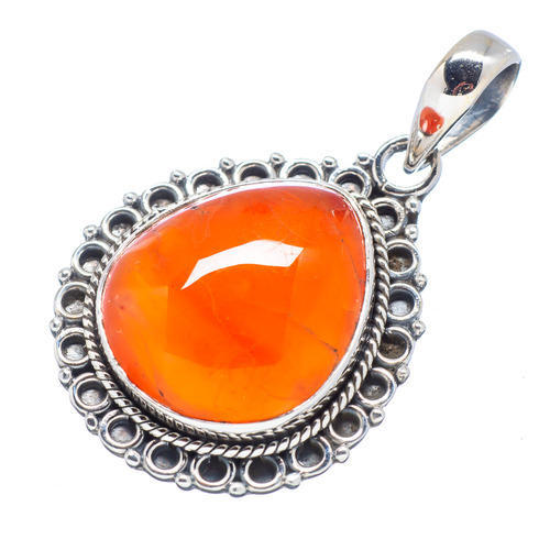 Natural carnelian pendant view specifications details of natural carnelian pendant mozeypictures Gallery