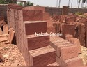 Red Dholpur Stone