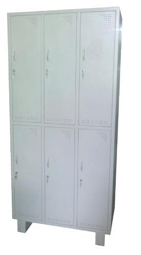 Locker With Hanger and Shelf