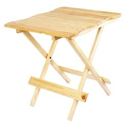 Foldable Side Butler Table