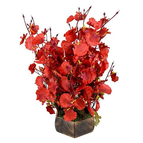 indoor artificial flower pots at rs 340 /piece | flower pots | id
