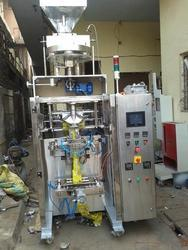 Collar Type Continuous Motion Packing Machine