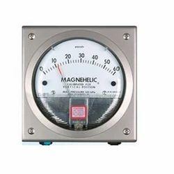 GI Box Magnehelic Gauge