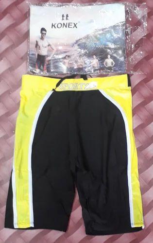 845da48ee3 Yellow And Black Boys Mens Swimwear, Rs 330 /piece, Amit Sport | ID ...