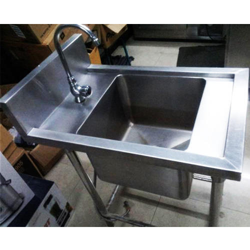 Stainless steel sink ss sink hariharan display coimbatore id stainless steel sink sisterspd