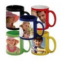 Sublimation Blank Patch Mug