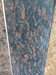 Black Red Granite