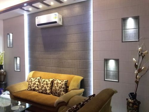 Wall PVC Panel, Thickness: 2