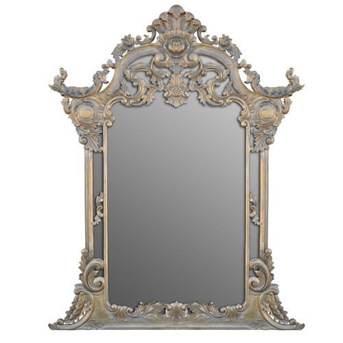 Glass Antique Mirror Frames, Rs 18000 /piece, Heritage ...
