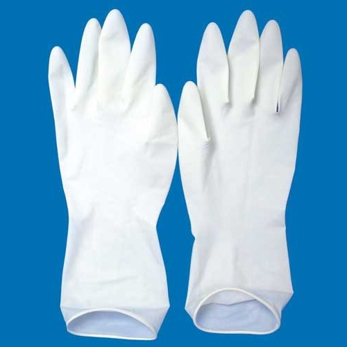 Disposable Gloves - Latex Examination Gloves Powdered Manufacturer