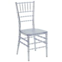 Crystal Resin Chiavari Chair