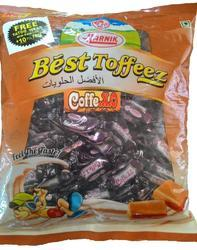 Coffee Flavor Toffees