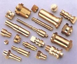 Brass custom parts